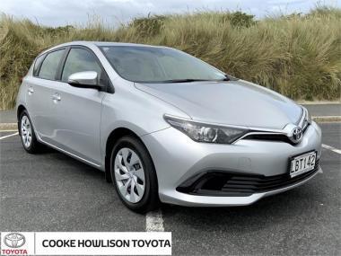 2017 Toyota Corolla GX HATCHBACK