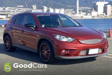 2012 Mazda CX-5 AWD Luxury Pack, Cruise Control