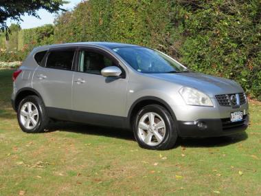 2007 Nissan Dualis 4WD