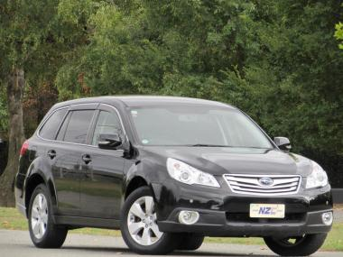 2009 Subaru OUTBACK 2.5I L PACKAGE AWD 4WD