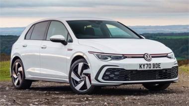 2021 Volkswagen Golf GTI 180kW Petrol Auto