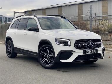 2021 MercedesBenz GLB 200