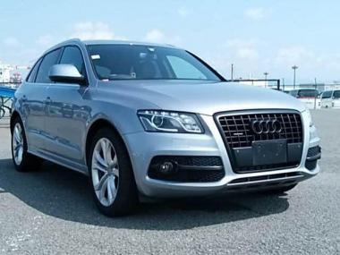 2010 Audi Q5 S/line 4WD Hatch