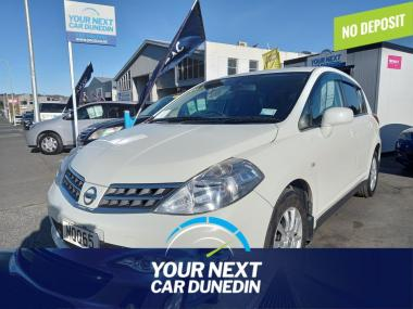 2012 Nissan Tiida Good Km's No Deposit Finance