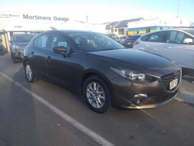 2016 Mazda 3 GSX 2.0P/6AT/HA/5DR/