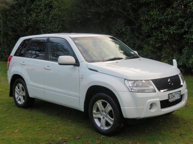 2006 Suzuki Escudo 4WD