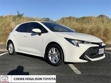 2019 Toyota Corolla GX Hatchback Signature Class