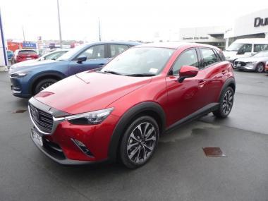 2019 Mazda CX-3 GSX 2.0 petrol awd auto