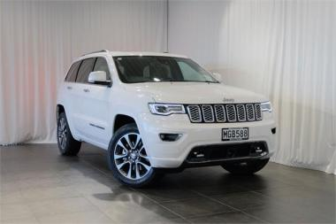 2019 Jeep Grand Cherokee OVERLAND 3.0L Diesel - To