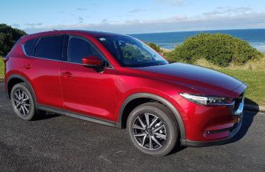 2020 Mazda CX-5 CX-5 AWD 2.5L Limited 6AT Petrol