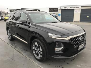 2019 Hyundai Santa Fe TM 2.2 Diesel Elite