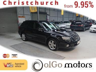 2004 Subaru Outback 3.0R *Low KMs* Cruise Cntrl