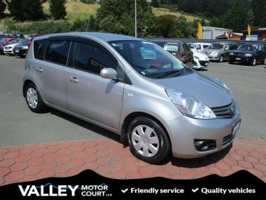 2009 Nissan Note 1.5