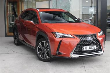 2019 Lexus UX 250h Limited, NZ New, Warranty & Ser