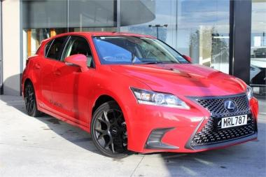 2020 Lexus CT 200H Hybrid, NZ New, Free 4 Years Un