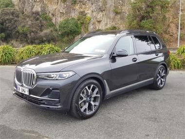2020 BMW X7 xDrive30d SE