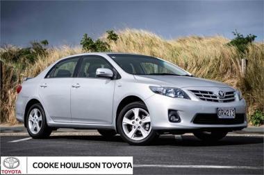 2013 Toyota Corolla GLX FWD SEDAN