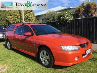 All Categories & 2007 Holden Crewman VZ S V6 UTE on handshake
