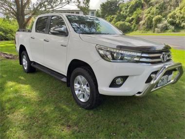 2016 Toyota Hilux 4WD SR5