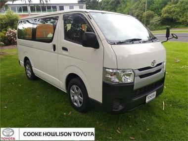 2015 Toyota Hiace Regius Ace