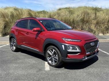 2021 Hyundai Kona 1.6T Elite AWD