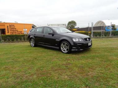 2011 Holden COMMODORE SPORTWGN SV6 AT