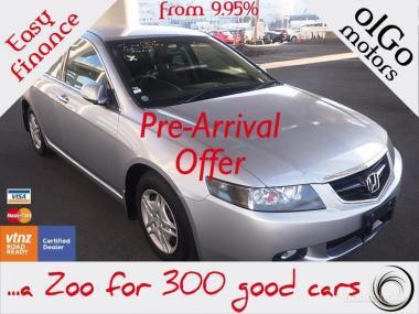2005 Honda Accord 20 EL *Low KMs*