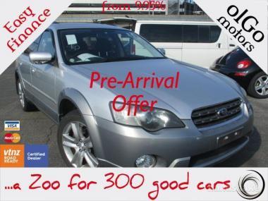 2004 Subaru Outback 2.5i 4WD *Low KMs*