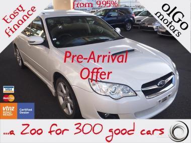 2007 Subaru Legacy 2.0 GT 4WD Cruise Pkg