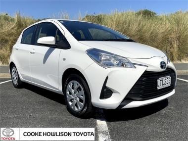 2018 Toyota Yaris GX 1.3P