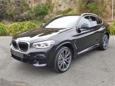 2021 BMW X4 xDrive20d M-Sport + Innovations