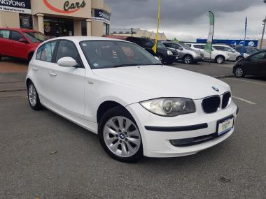 2008 BMW 116i