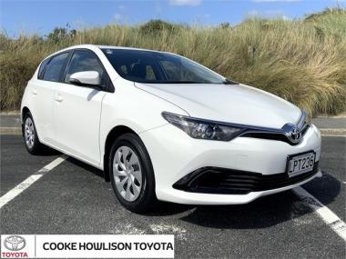 2018 Toyota Corolla GX HATCHBACK SIGNATURE CLASS