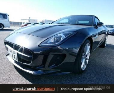 2013 Jaguar F-Type V6 Supercharged Convertible
