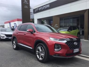 2020 Hyundai Santa Fe TM 2.2D 7S LTD