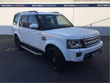 2016 LANDROVER DISCOVERY 4 SDV6 HSE