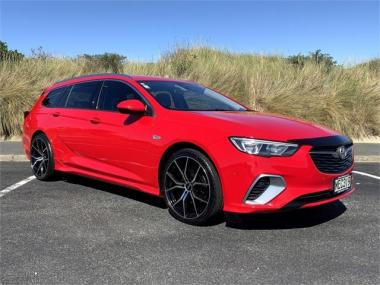 2019 Holden Commodore Sportwagon RS Turbo 2WD Auto