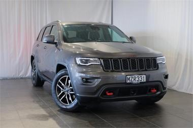 2020 Jeep Grand Cherokee Trailhawk 3.0L Diesel