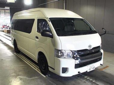 2020 Toyota Hiace Jumbo 2.8 Diesel