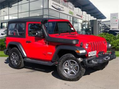 2020 Jeep Wrangler Sport 3.6P