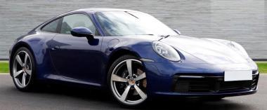 2020 Porsche 911 992 Carrera 4 PDK Coupe
