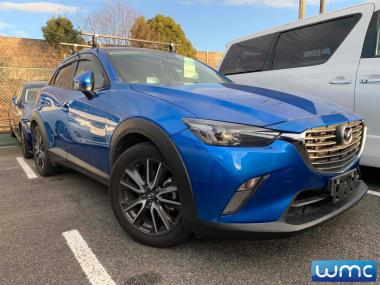 2015 Mazda CX-3 XD Touring 4WD