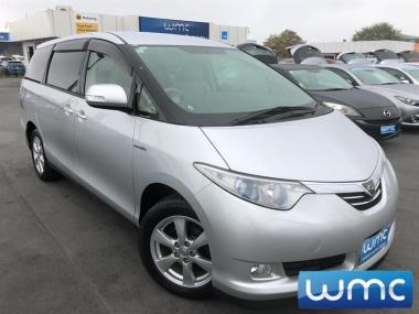 2008 Toyota Estima Hybrid 'X' 4WD 7-Seater