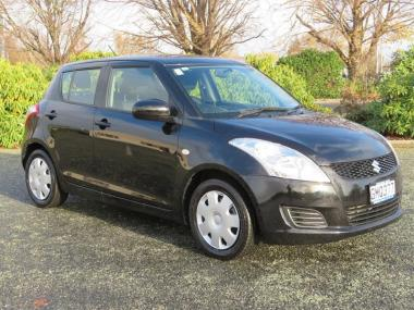 2012 Suzuki Swift GL