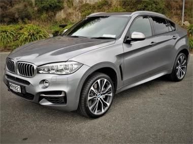2017 BMW X6 M50D SE Innovations