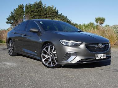 2018 HOLDEN COMMODORE VXR 3.6PT AWD