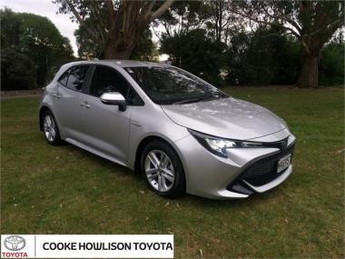 2019 Toyota Corolla Hybrid Hatchback