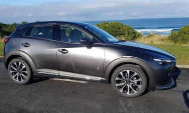 2020 Mazda CX-3 CX-3 2.0 FWD PETROL GSX LEATHER 6A