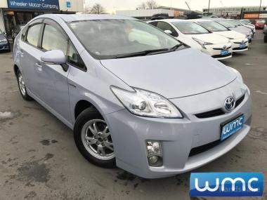 2011 Toyota PRIUS 1.8lt 8 Airbags