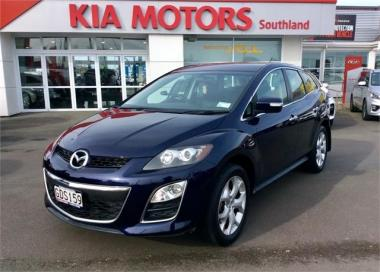2011 Mazda CX-7 4WD LTD 2.3 6AT